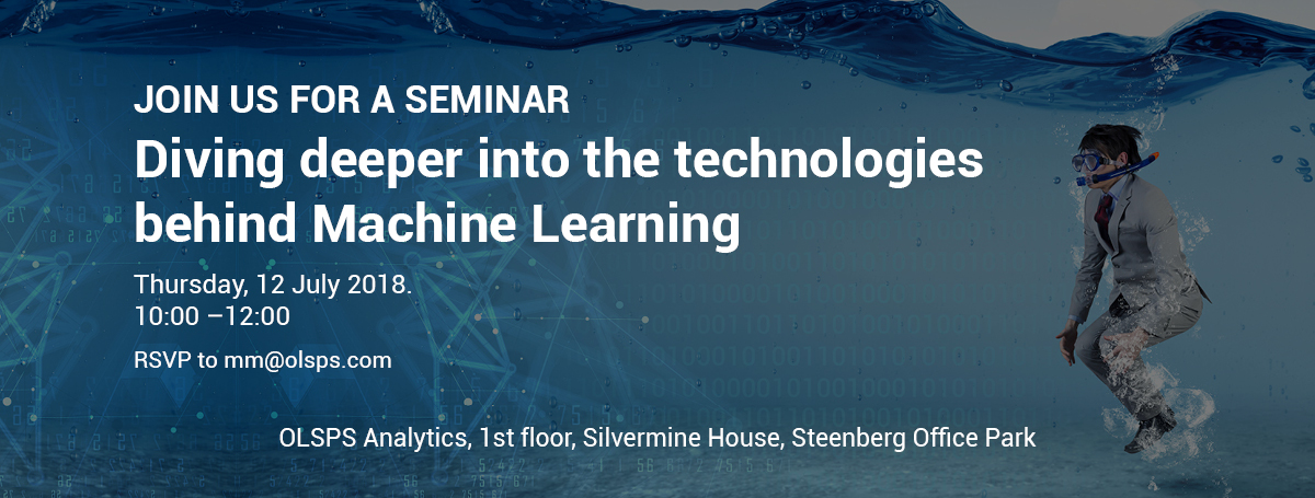 Machine Learning Technical Workshop in CT in July
